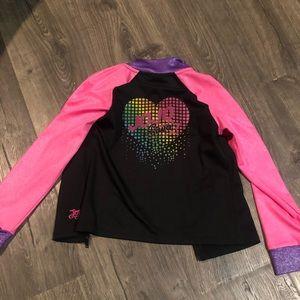 JoJo jacket and shirt